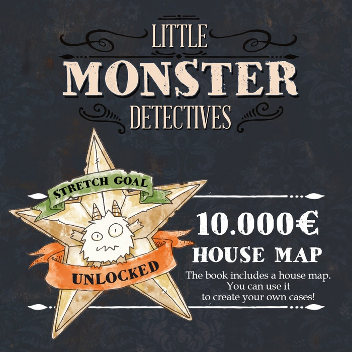 € 10,000! New Unlocked Stretch Goal