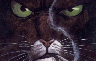 Blacksad Nosolorol World