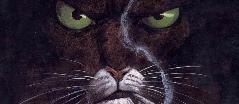 BLACKSAD RPG